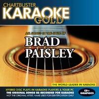 Karaoke Korner - Brad Paisley