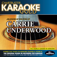 Karaoke Korner - Carrie Underwood