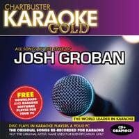 Karaoke Korner - Josh Groban