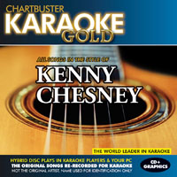 Karaoke Korner - Kenny Chesney