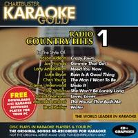Karaoke Korner - Radio Country Hits