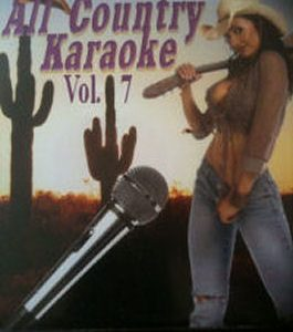 Karaoke Korner - All Country Vol. 7