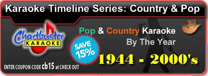 Chartbuster Country Pop Timeline