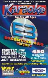 Karaoke Korner - Chartbuster Essential 450 Vol. 3