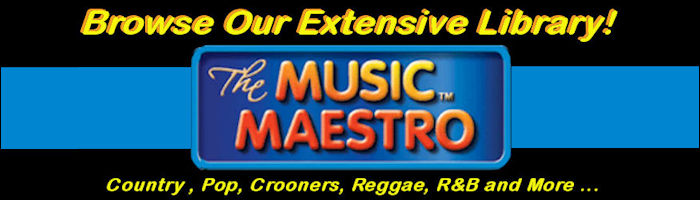 Music Maestro CDG's