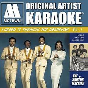 Karaoke Korner - Heard It Through The Grapevine
