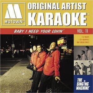 Karaoke Korner - Baby I Need Your Lovin'
