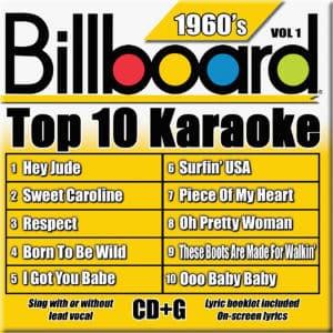 Karaoke Korner - TOP 10 KARAOKE - 60s vol 1