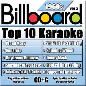 Karaoke Korner - TOP 10 KARAOKE - 60s vol 3