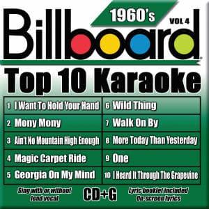 Karaoke Korner - TOP 10 KARAOKE - 60s vol 4