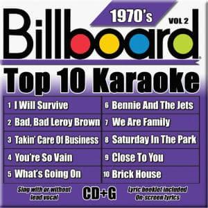 Karaoke Korner - TOP 10 KARAOKE - 70s vol 2