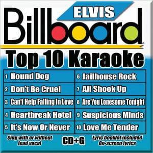 Karaoke Korner - TOP 10 KARAOKE - ELVIS