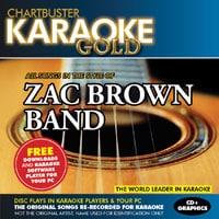 Karaoke Korner - ZAC BROWN BAND