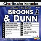 Karaoke Korner - Brooks & Dunn Vol  4