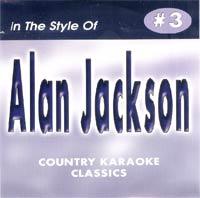 Karaoke Korner - Alan Jackson