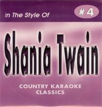 Karaoke Korner - Shania Twain