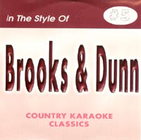 Karaoke Korner - Brooks and Dunn
