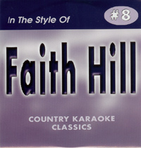 Karaoke Korner - Faith Hill