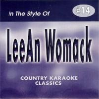 Karaoke Korner - LeeAn Womack