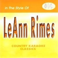 Karaoke Korner - LeAnn Rimes