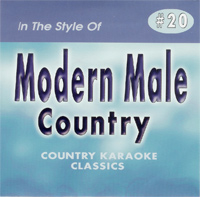 Karaoke Korner - Modern Male Country