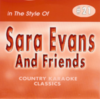 Karaoke Korner - Sara Evans and Friends