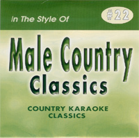 Karaoke Korner - Male Country Classics