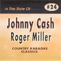 Karaoke Korner - Johnny Cash & Roger Miller