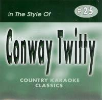 Karaoke Korner - Conway Twitty