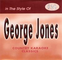 Karaoke Korner - George Jones