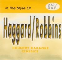 Karaoke Korner - Merle Haggard / Marty   Robbins