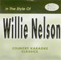 Karaoke Korner - Willie   Nelson