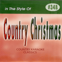 Karaoke Korner - Country   Christmas