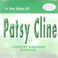 Karaoke Korner - Patsy   Cline