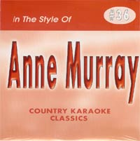 Karaoke Korner - Anne   Murray