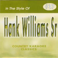 Karaoke Korner - Hank Williams   Sr.