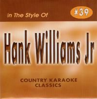 Karaoke Korner - Hank Williams   Jr