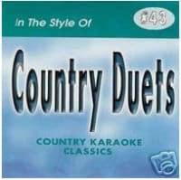 Karaoke Korner - COUNTRY DUETS