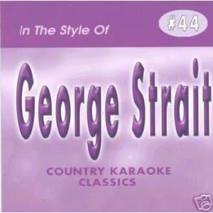 Karaoke Korner - GEORGE STRAIT