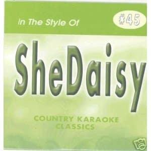 Karaoke Korner - SHEDAISY