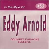 Karaoke Korner - EDDY ARNOLD