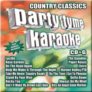 Karaoke Korner - PARTY TYME KARAOKE - COUNTRY CLASSICS 1