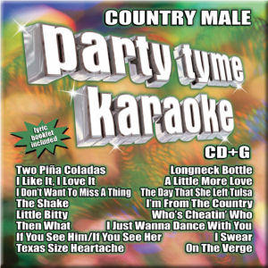 Karaoke Korner - PARTY TYME KARAOKE - COUNTRY MALE