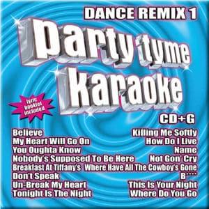 Karaoke Korner - PARTY TYME KARAOKE - DANCE REMIX 1