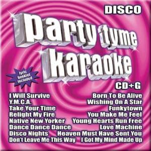 Karaoke Korner - PARTY TYME KARAOKE - DISCO