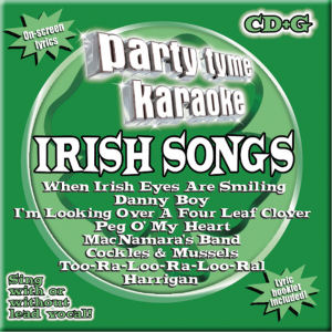 Karaoke Korner - IRISH SONGS (Multiplex)