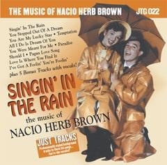 Karaoke Korner - SINGIN' IN THE RAIN... THE MUSIC OF NACIO HERB BROWN