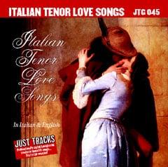 Karaoke Korner - ITALIAN TENOR LOVE SONGS