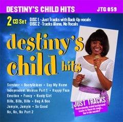 Karaoke Korner - DESTINY'S CHILD HITS