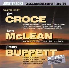 Karaoke Korner - JIM CROCE/DON McLEAN/JIMMY BUFFETT